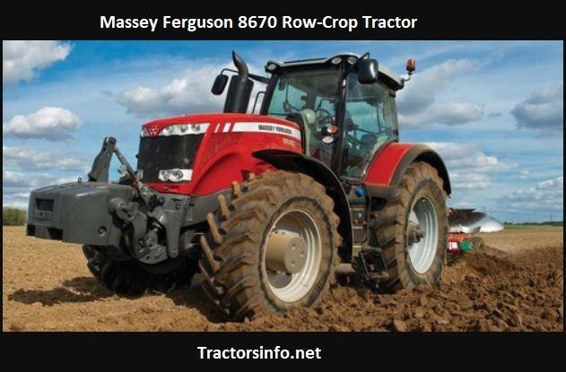 Massey Ferguson 8670 Price, Specs, Review, Attachments
