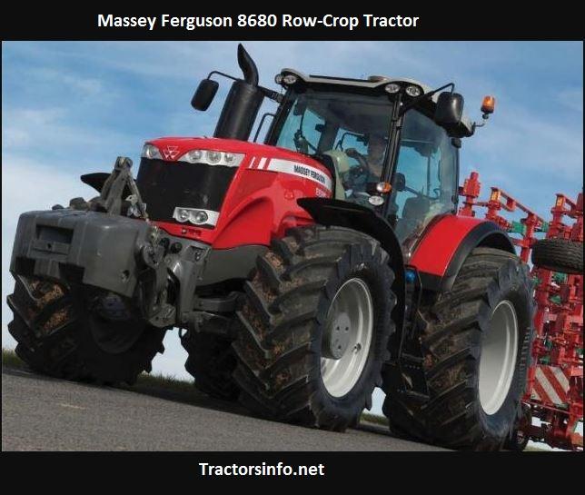 Massey Ferguson 8680 Price, Specs, Review, Attachments