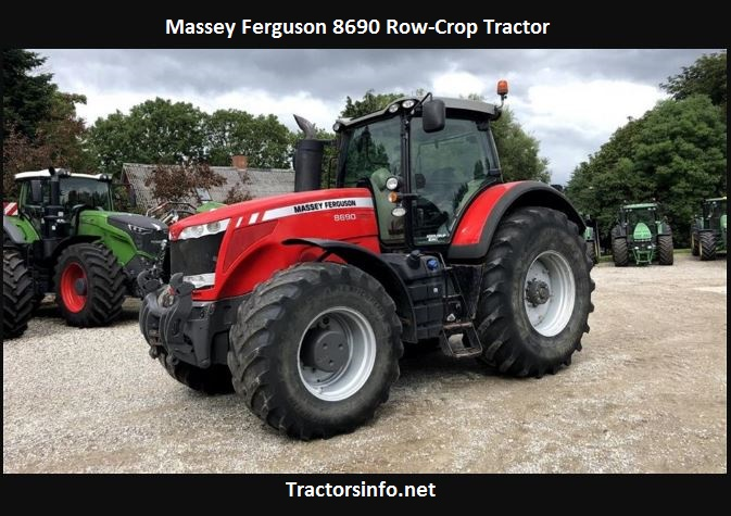 Massey Ferguson 8690 HP, Price, Specs, Review