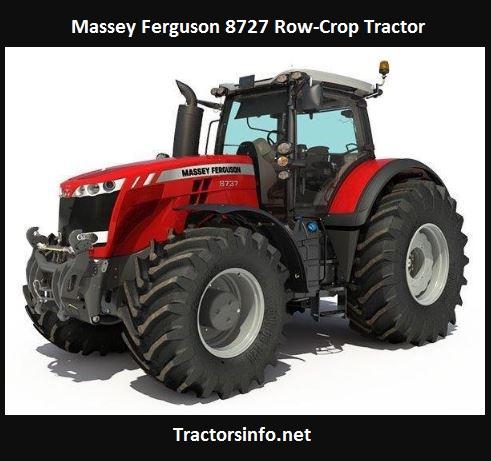 Massey Ferguson 8727 Price, Specs, HP, Review