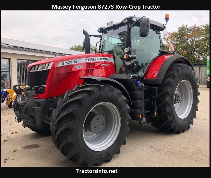 Massey Ferguson 8727S Price, Specs, Review, Horsepower