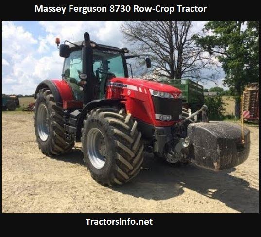 Massey Ferguson 8730 Price, Specs, Review, Horsepower