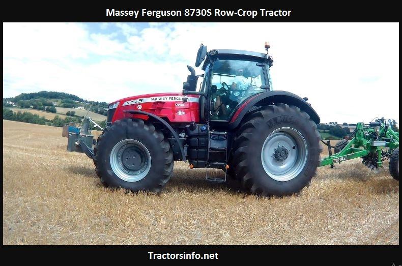 Massey Ferguson 8730S Price, Specs, Features