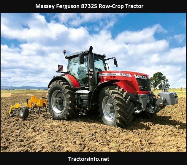 Massey Ferguson 8732S Price, Specs, Review