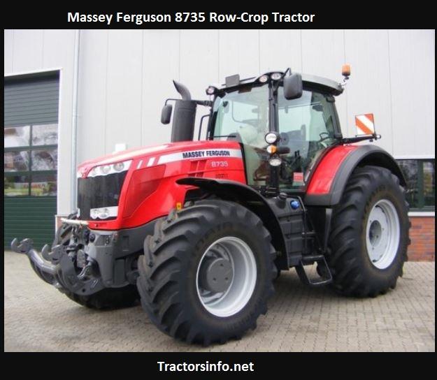 Massey Ferguson 8735 HP, Price, Specs, Review