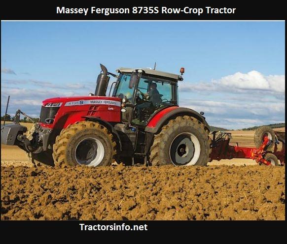 Massey Ferguson 8735S Price, Specs, Review