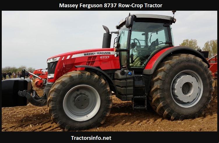 Massey Ferguson 8737 Specs, Price, Review, Horsepower