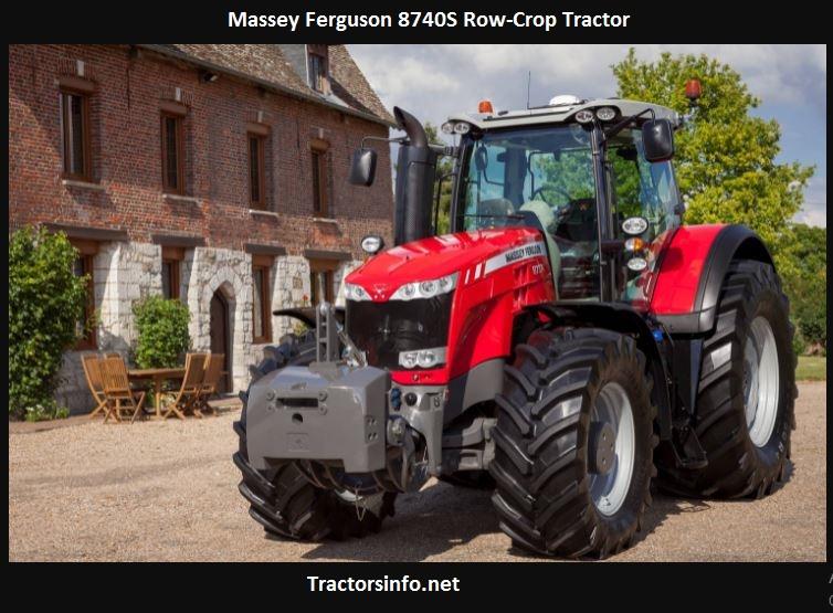 Massey Ferguson 8740S HP, Price, Specs, Review
