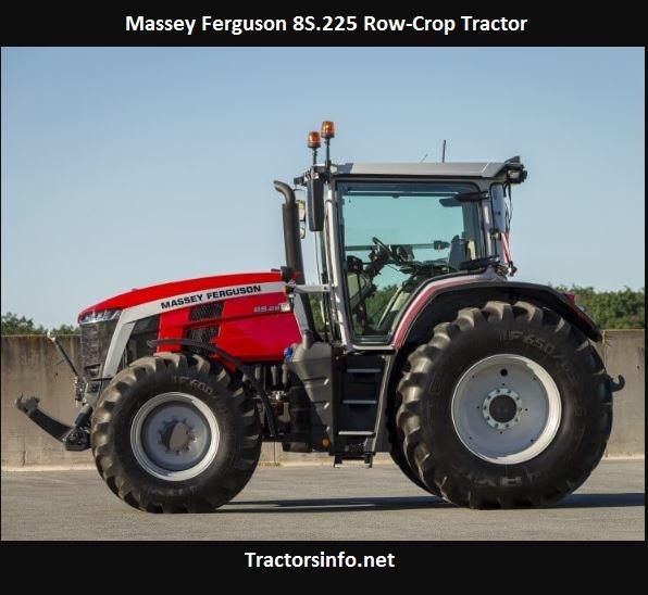 Massey Ferguson 8S.225 Price, Specs, Review