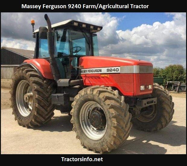 Massey Ferguson 9240 Price, Specs, Review