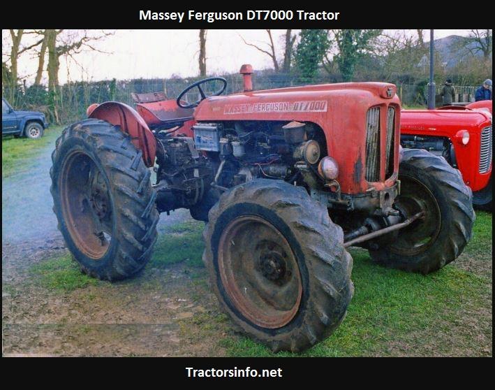 Massey Ferguson DT7000 Price, Specs, Review