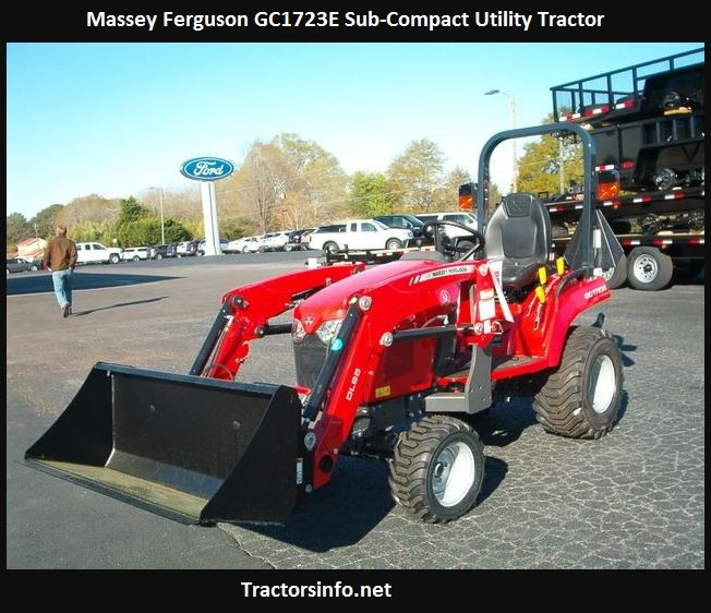 Massey Ferguson GC1723E Price, Specs, Review, Attachments