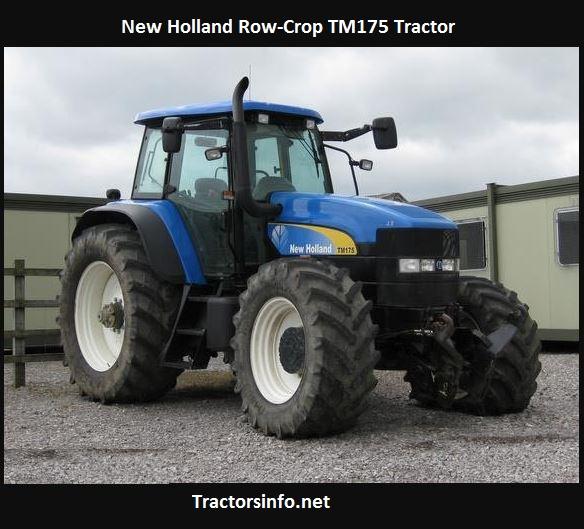 New Holland Row-Crop TM175 Price, Specs, Features