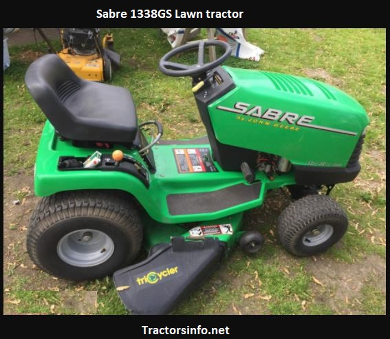 Sabre 1338GS Price, Specs, Review, Attachments
