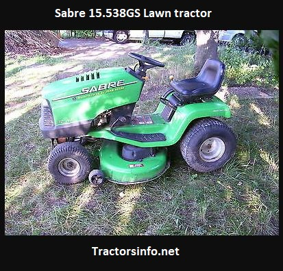 Sabre 15.538GS Lawn Tractor Price, Specs, Review, Attachments