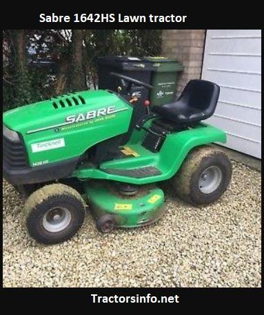 Sabre 1642HS Lawn Tractor Price, Specs, Attachments
