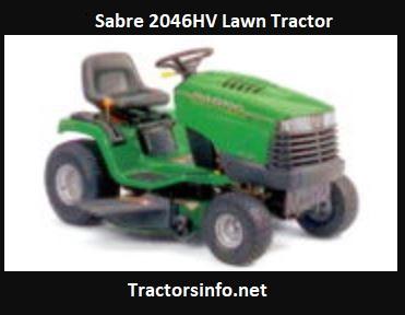 Sabre 2046HV Price, Specs, Review, Attachments