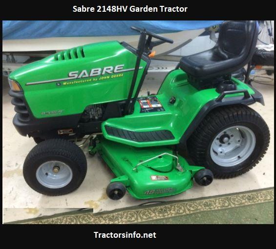 Sabre 2148HV Garden Tractor Price, Specs, Review