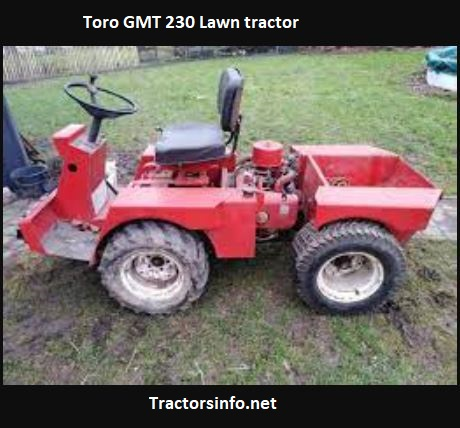Toro GMT 230 Price, Specs, Review, Attachments