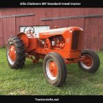 Allis Chalmers WF Price, Specs, Review, Serial Numbers