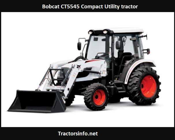 Bobcat CT5545 Specs, Price, Review, Attachments