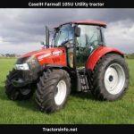 CaseIH Farmall 105U Price, Specs, Review, Attachments