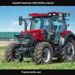 CaseIH Vestrum 100 Utility Tractor Price, Specs, Review