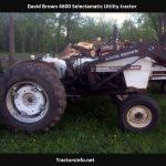 David Brown 4600 Selectamatic Price, Specs, Review