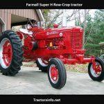 Farmall Super H Tractor Price, Specs, Horsepower, Oil Capacity