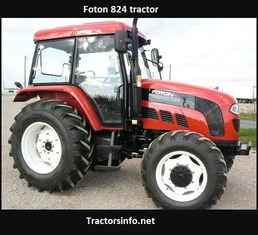 Foton 824 Tractor Price, Specs, Review