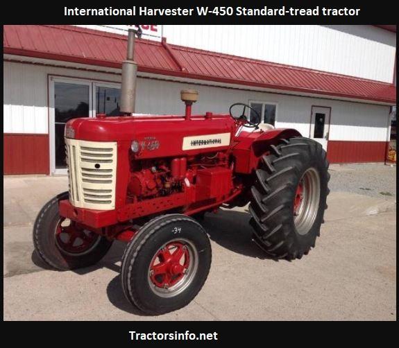 International Harvester W-450 Price, Specs, Review