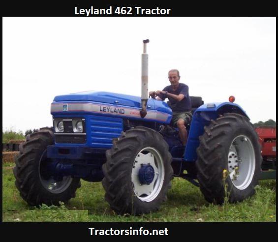 Leyland 462 Tractor Price, Specs, Review