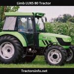 Limb LUXS 80 Tractor Price, Specs, Review