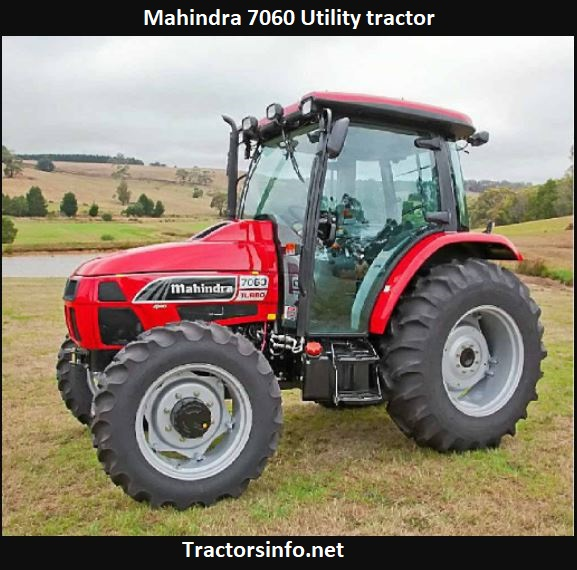 Mahindra 7060 Price, Specs, Review, Attachments