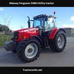 Massey Ferguson 5480 Price, Specs, Review, Attachments