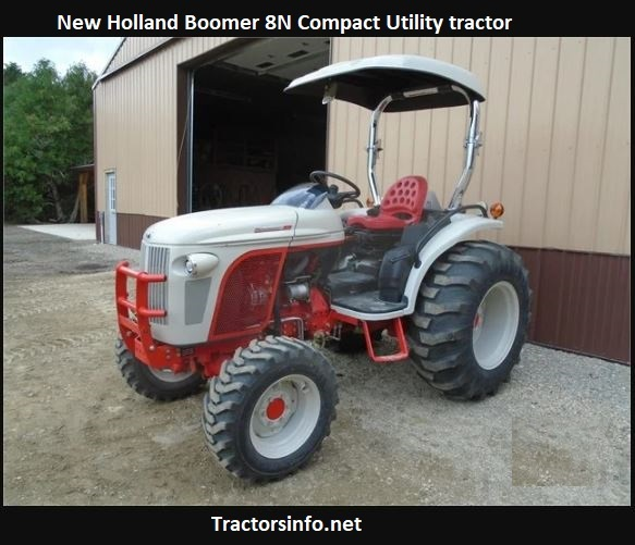 New Holland Boomer 8N Tractor Price, Specs, Review