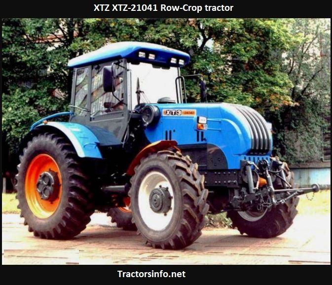 XTZ XTZ-21041 Row-Crop Tractor Price, Specs, Review