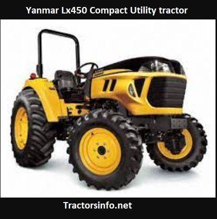 Yanmar Lx450 Specs, Price, Review, Attachments