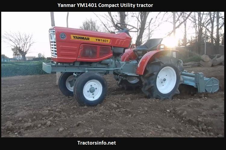 Yanmar YM1401 Mini Tractor Price, Specs, Review