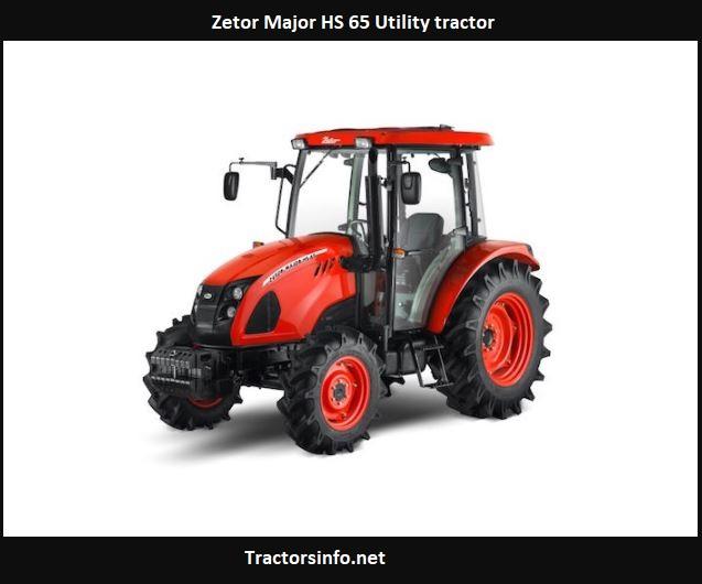 Zetor Major HS 65 Utility Tractor Price, Specs, Review