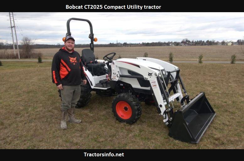 Bobcat CT2025 Price, Specs, Review, Attachments