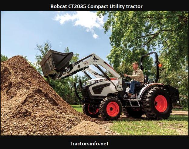 Bobcat CT2035 Price, Specs, Review, Attachments