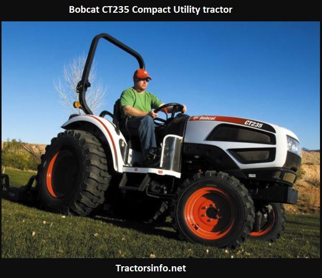 Bobcat CT235 Price, Specs, Review, Attachments