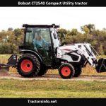 Bobcat CT2540 Price, Specs, Review, Attachments