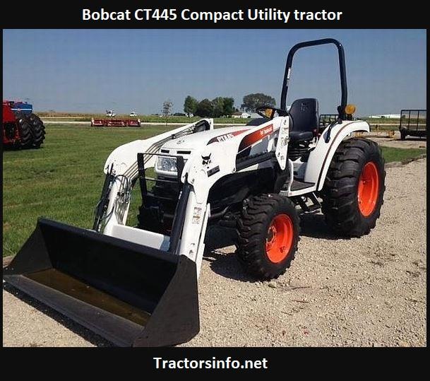 Bobcat CT445 Price, Specs, Review, Attachments