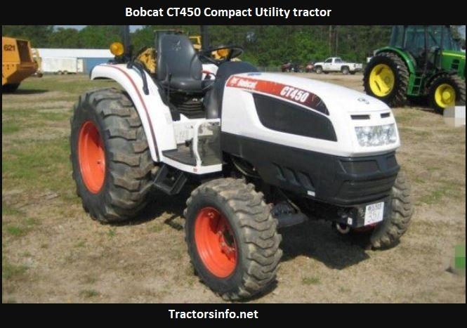 Bobcat CT450 Price, Specs, Review, Attachments