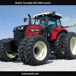 Buhler Versatile 305 4WD Tractor Price, Specs, Review