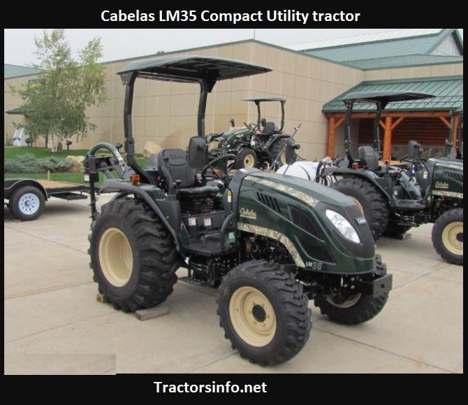 Cabelas LM35 Price, Specs, Review, Attachments