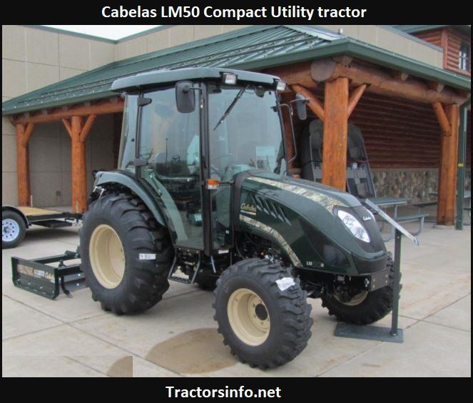 Cabelas LM50 Price, Specs, Review, Attachments