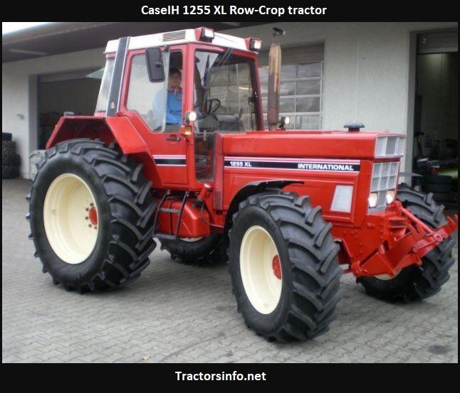 CaseIH 1255 XL Row-Crop Tractor Price, Specs, Review